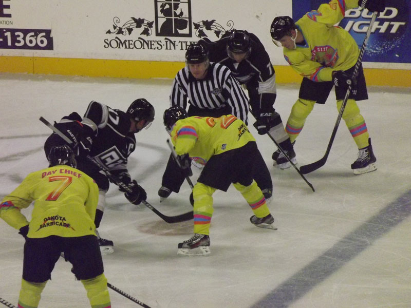 Rapid City Rush battles for an undefeated streak