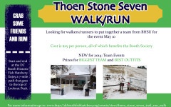 Thoen Stone Seven, Walk/Run