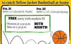 One Shot Left to Catch Yellow Jacket Basketball at Home