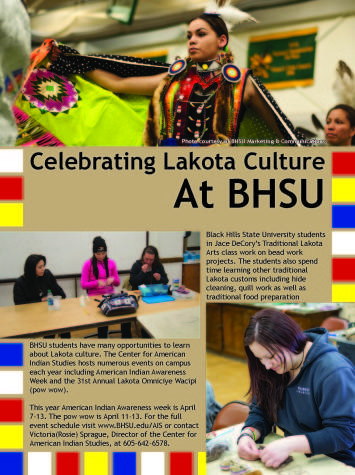 Celebrating Lakota Culture at BHSU