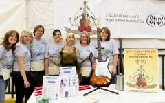 Styx Raises Money for Local Charity