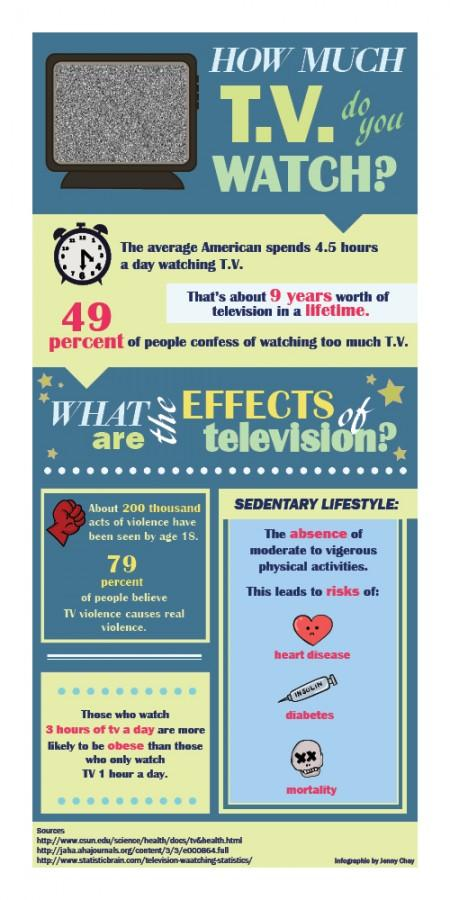 How Much T.V. Do You watch?