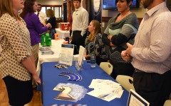 BHSU Business Students Network with Local Businesses