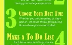 Seven Organizational Tips for College Student