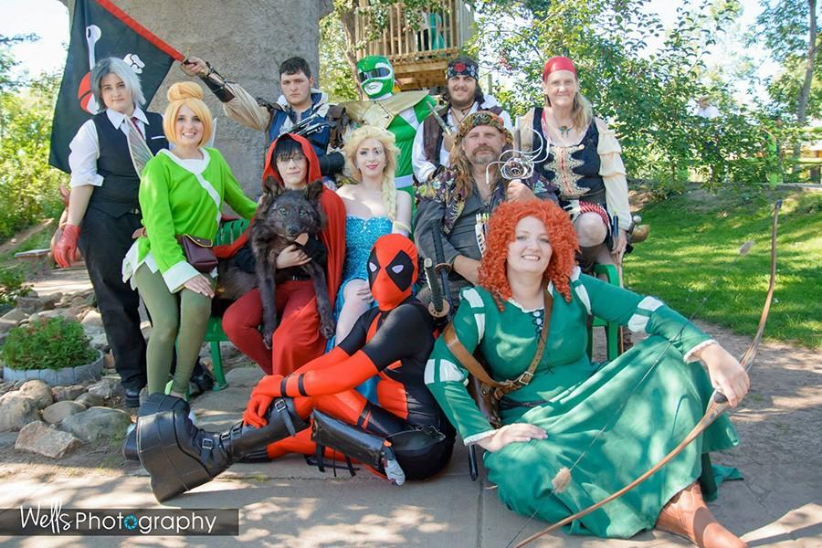 Student Brings Comic Convention to South Dakota