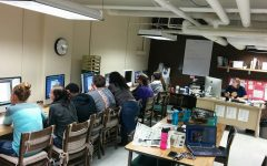 October Production Night with Integrated Media Lab Students