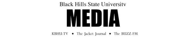 "Student-run media of Black Hills State University. The Jacket Journal / KBHU-TV / KBHU 89.1 FM & KJKT 90.7 FM ""The Buzz""."