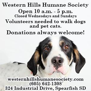 Western Hills Humane Society. Donations and  Volunteers Needed.