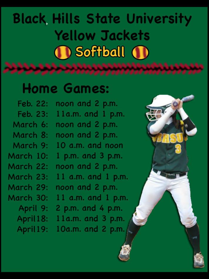 Softball+Schedule