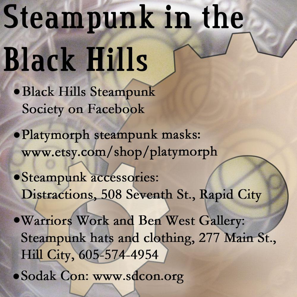 Steampunk in the Black Hills