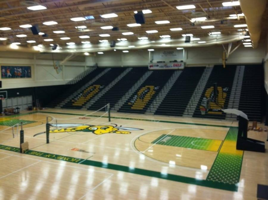 Basketball gym floor designs beste awesome inspiration for Basketball gym floor plan