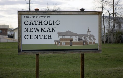 Newman Center Provides Gathering Place for Catholic Students