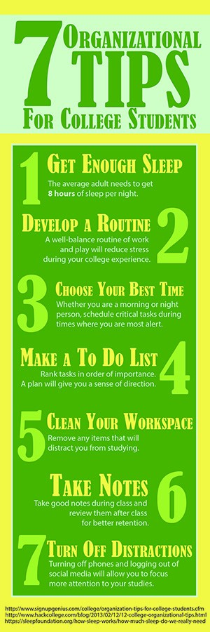 Seven+Organizational+Tips+for+College+Student