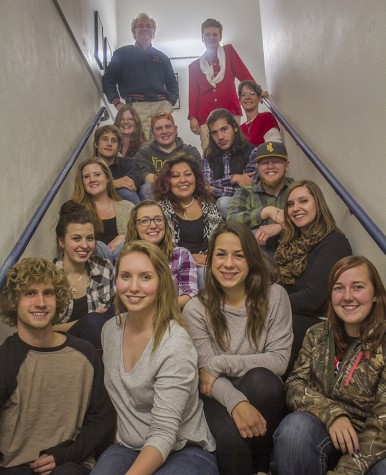 BHSU Multimedia Staff