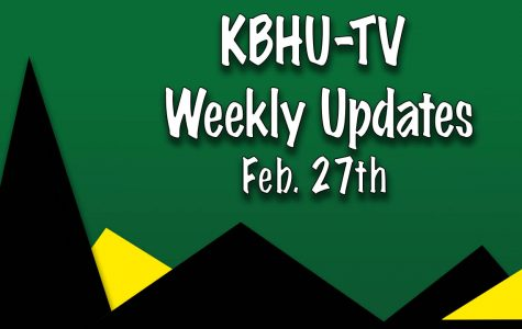 KBHU-TV Weekly Updates 2/27/2017