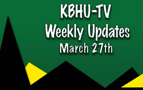 KBHU-TV Weekly Updates 3/27/17
