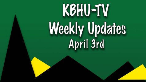 KBHU-TV Weekly Updates 4/3/17