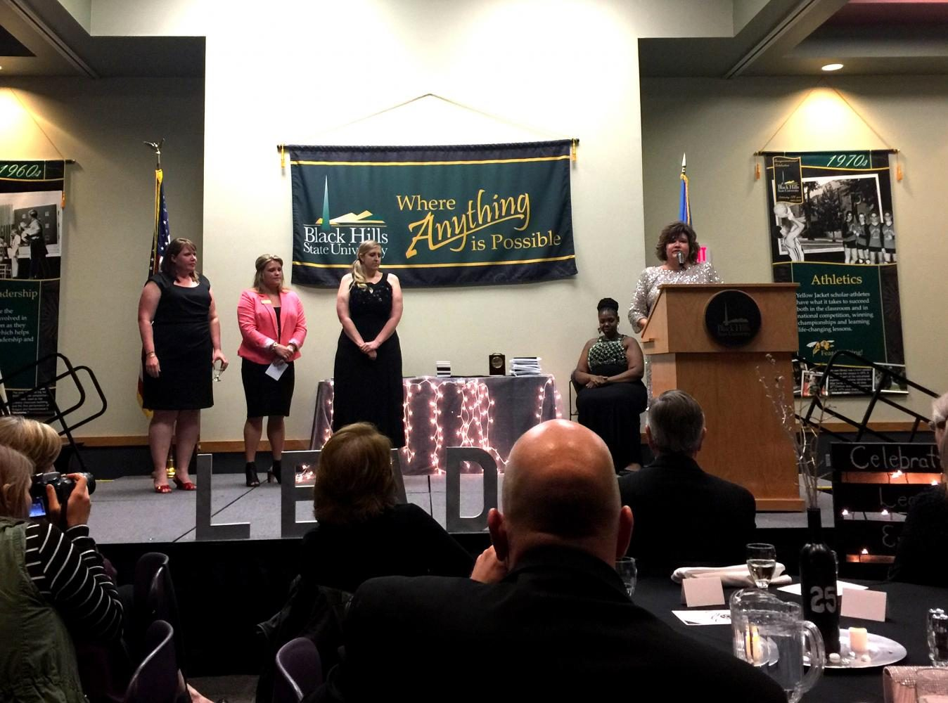 Student Leadership and Organization Honored at 25th Annual SVAC
