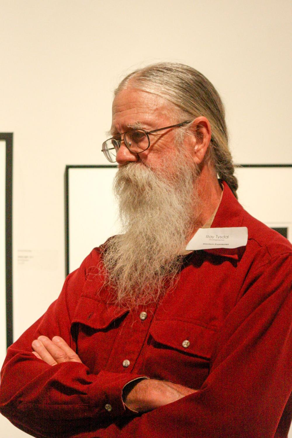 Ray Tysdale, Rapid City professional photographer and exhibitor