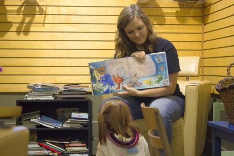 BHSU Jacket Zone Presents 'Skippyjon Jones' During Weekly Children's Story Time