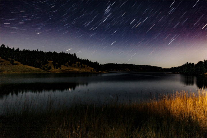 Night+Photograph+of+Deerfield+Lake