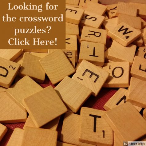 Looking for the crossword puzzles? Click Here!