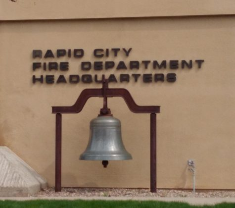Rapid City Fire Department Headquarters.