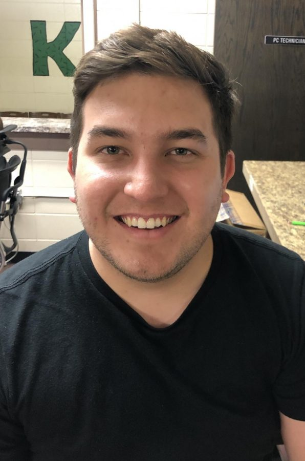 Faces of BHSU- Sebastian Escudero