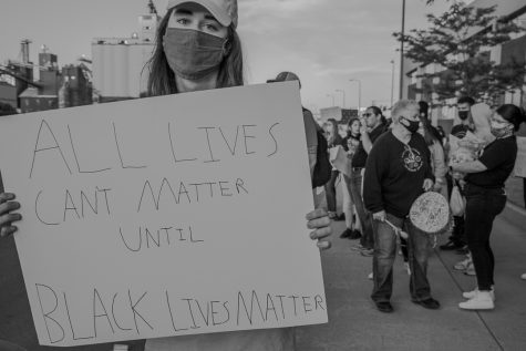 All Lives Cant Matter