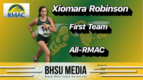 Robinson Makes History for BHSU